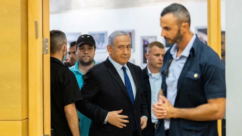 Israel.  Benjamin Netanyahu's reign ends after 12 years.  There is a new office