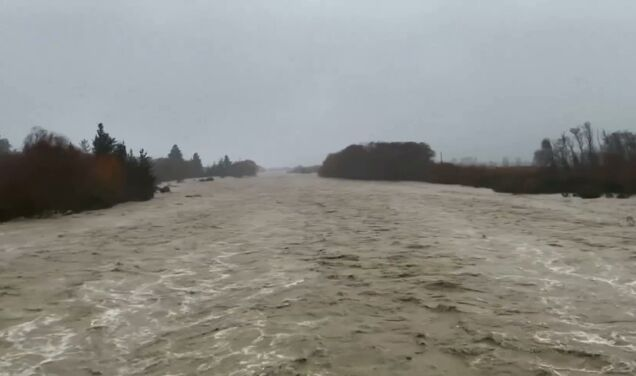 """""""It was just a mess.""""  New Zealand floods"""