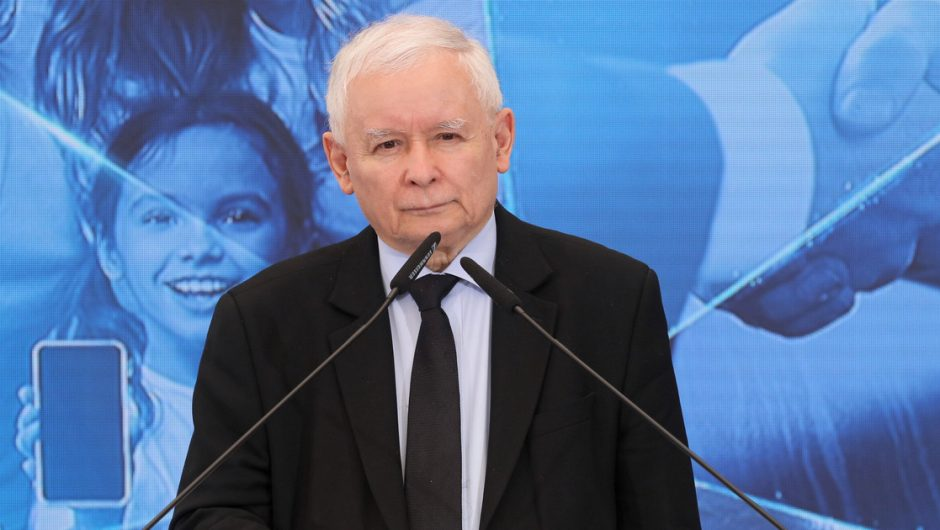 Kaczyński: Members of the Union of Poles in Belarus are persecuted