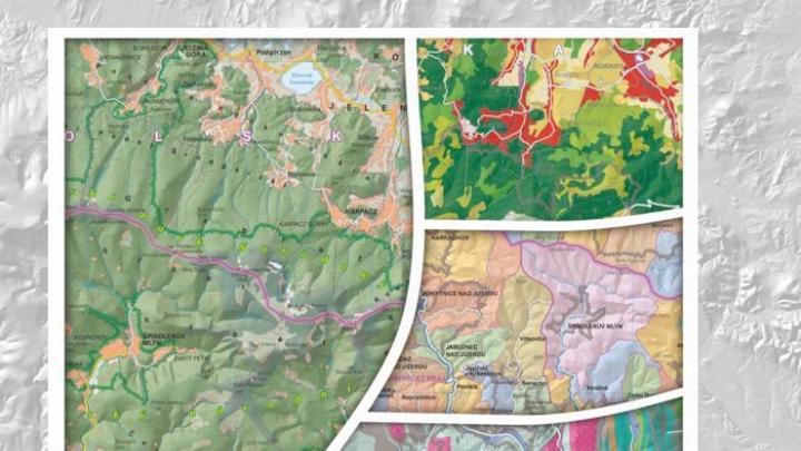 Not only Śnieżka - the new atlas reveals the richness of the Karkonosze mountains