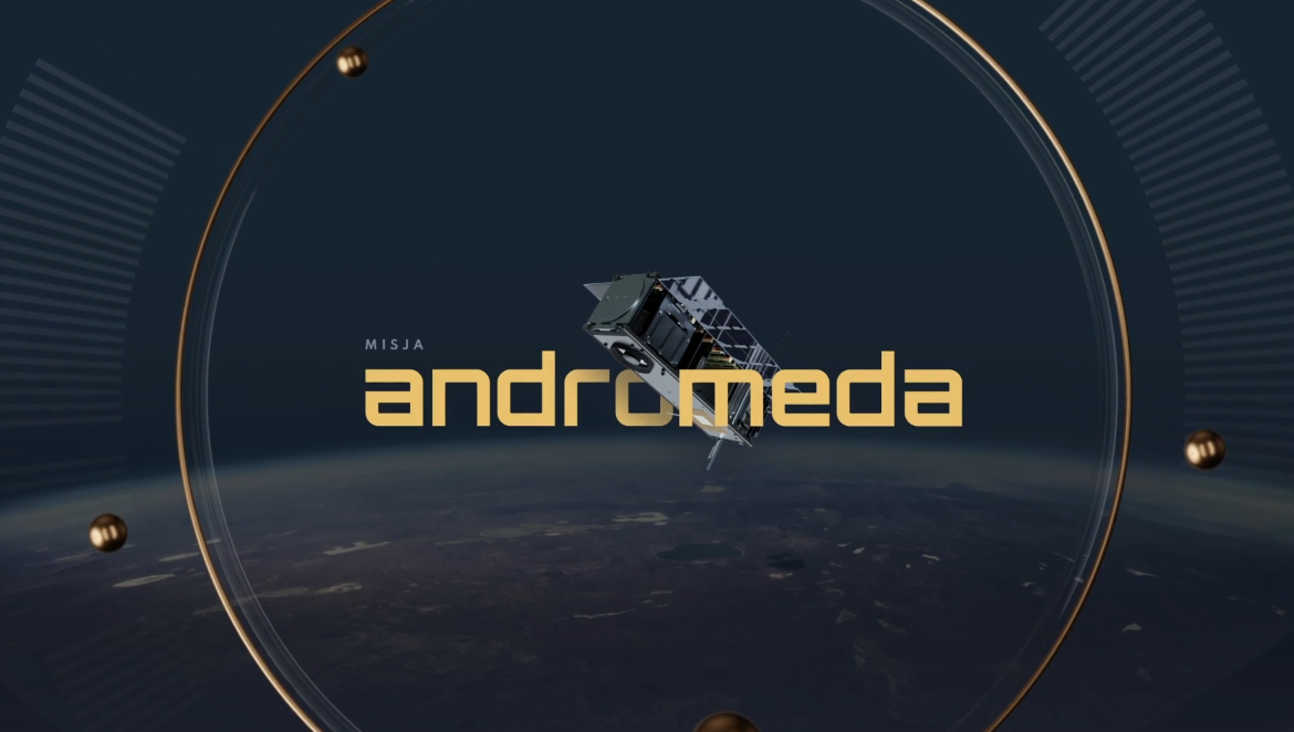 Polish space mission Andromeda - start today!  - computer world