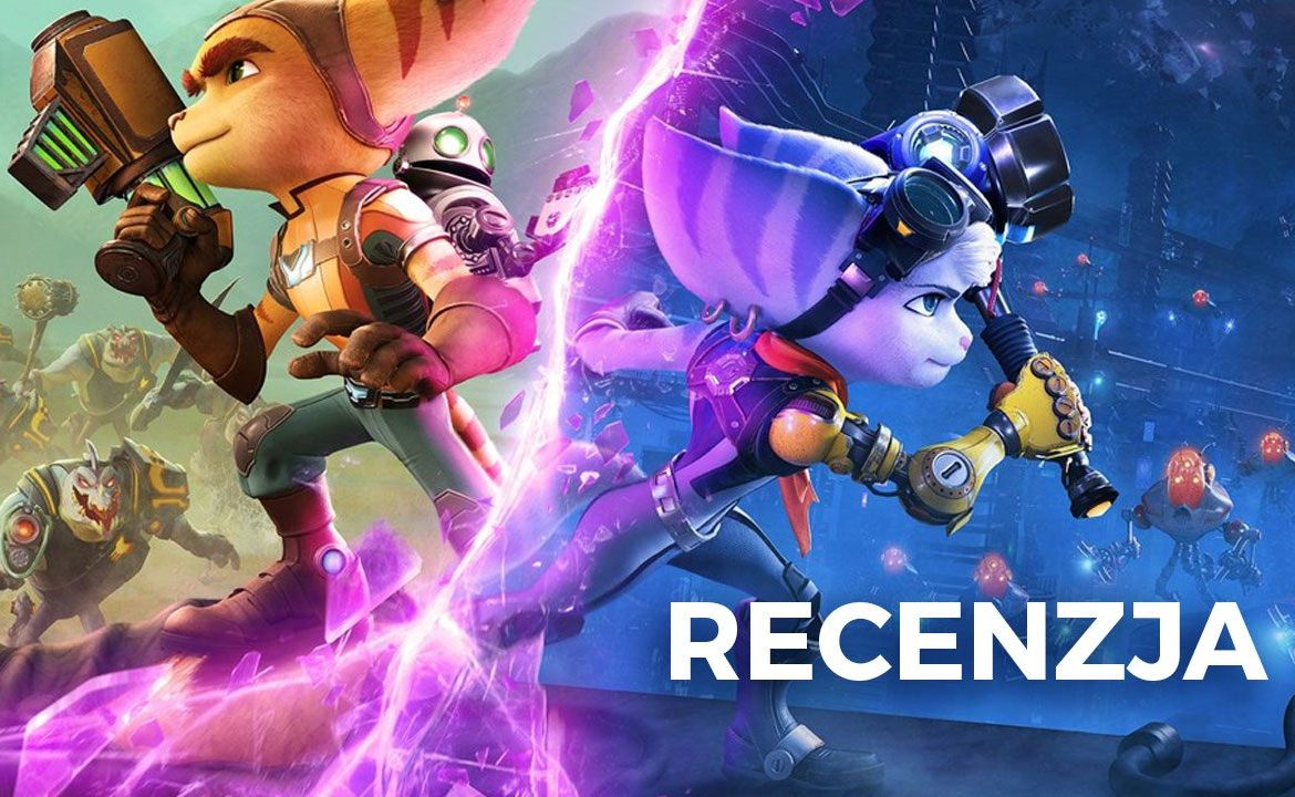 Ratchet & Clank Review: Rift Apart - Review.  Puppy Fall Guarantee