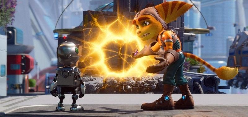 """Ratchet & Clank: Rift apart with """"impressive"""" ray tracing.  The game is happy and collects praise"""