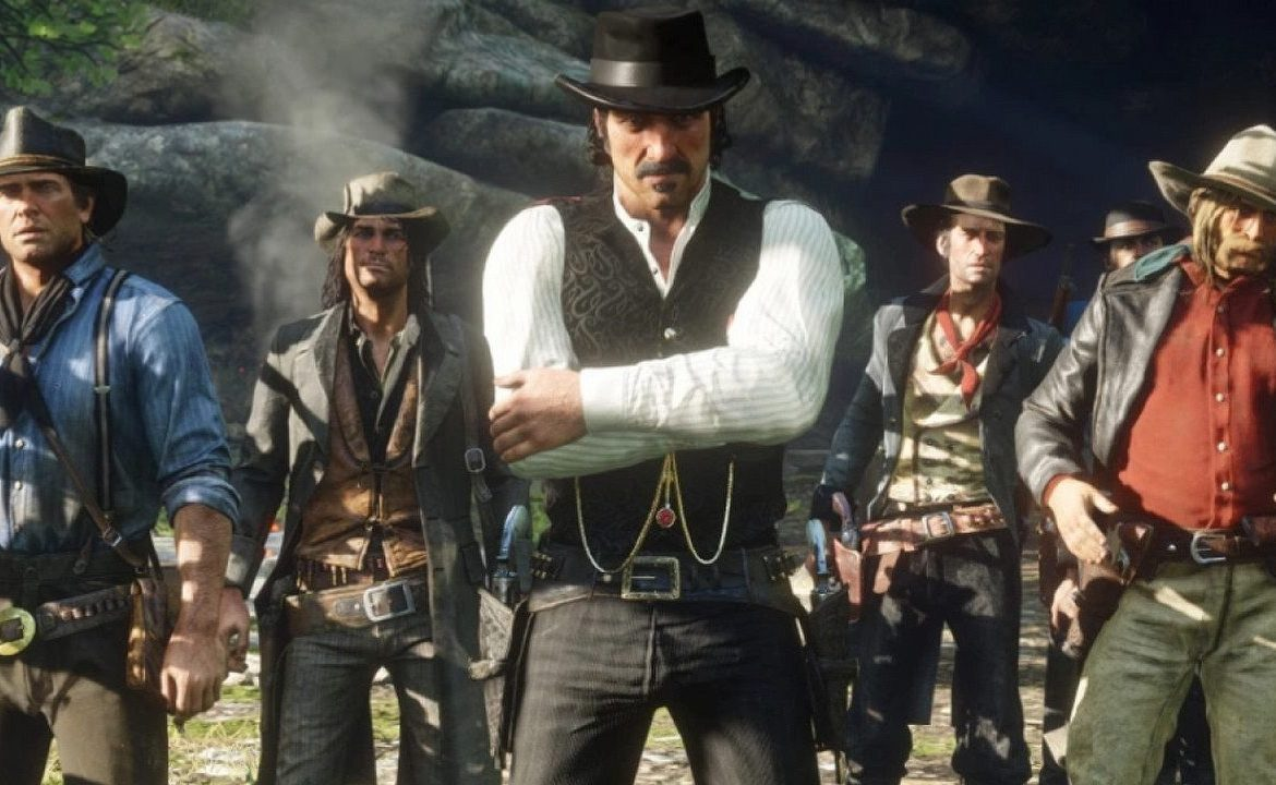 Red Dead Redemption 2 movie with the perfect cast - watch the casting of fans