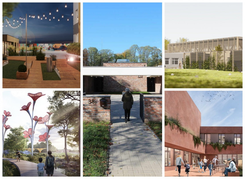 """Socially Responsible Architecture: Five """"Important"""" Projects"""