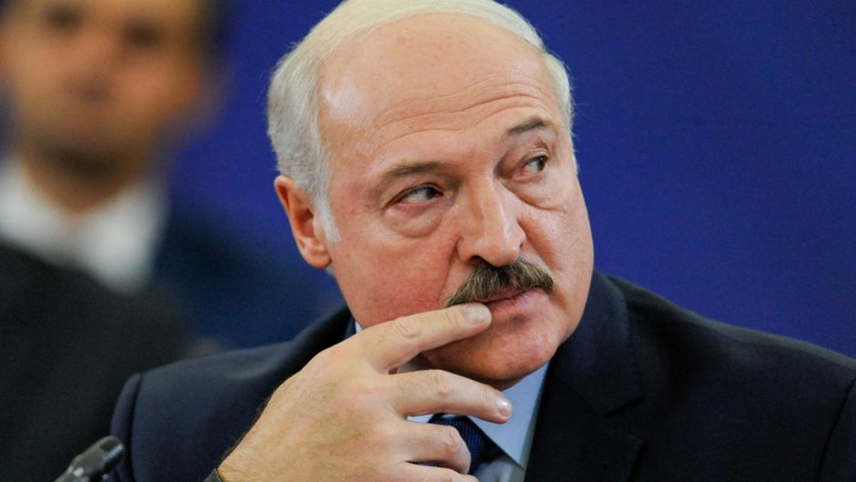 Some still deal with Lukashenka.  Economic sanctions have to wait