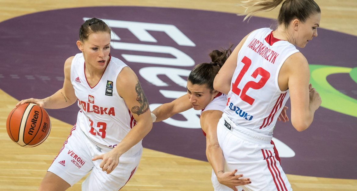 The.  European Basketball Players: Poland's Great Defeat to Great Britain