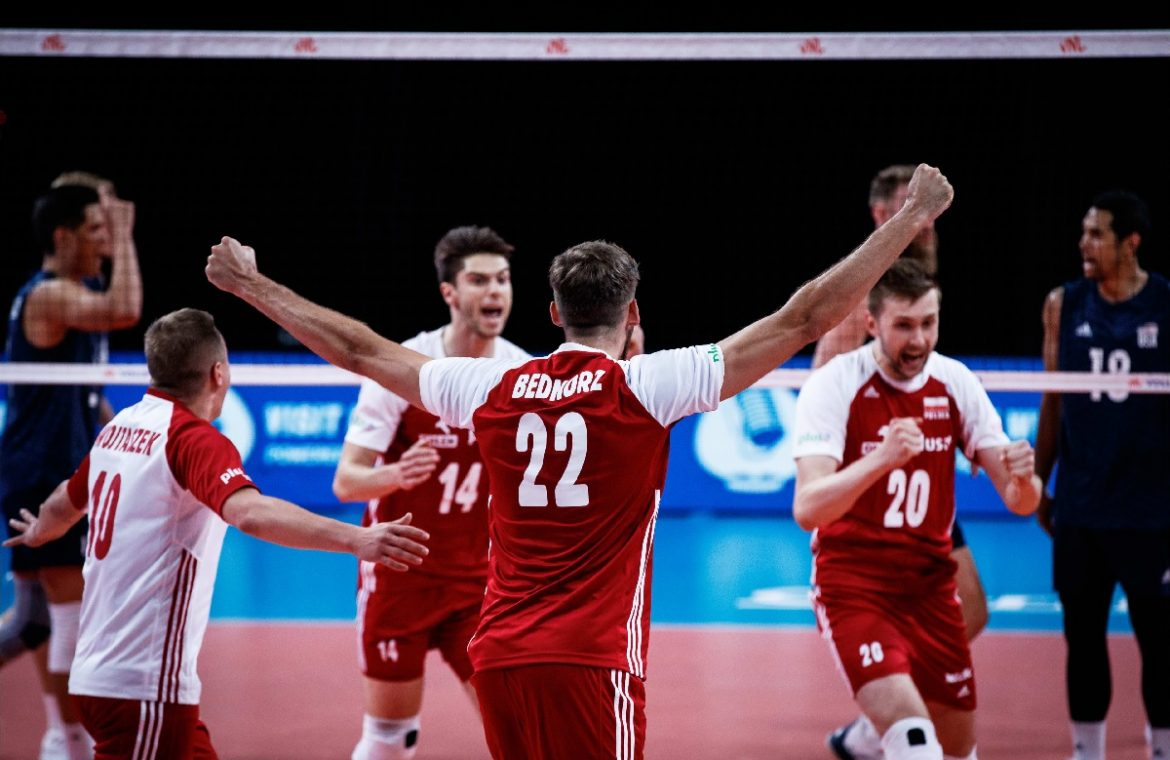 The League of Nations.  Foreign media after Poland-US match: Poland stunned the US and taught a lesson