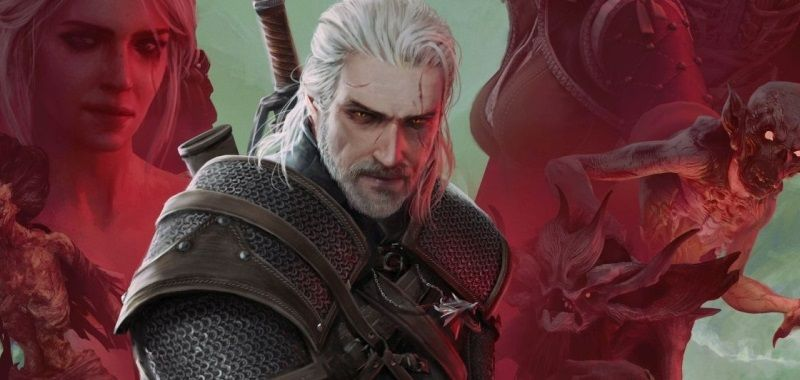 The Witcher 3 Next-Gen is a WitcherCon specific.  Secret images from the refurbished trailer have been analyzed