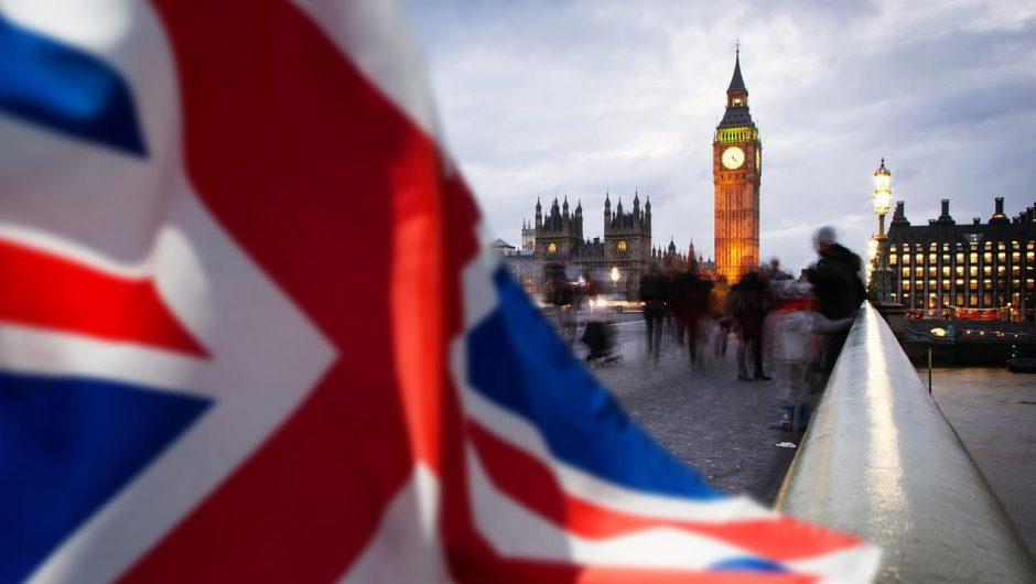 UK GDP in April 2021