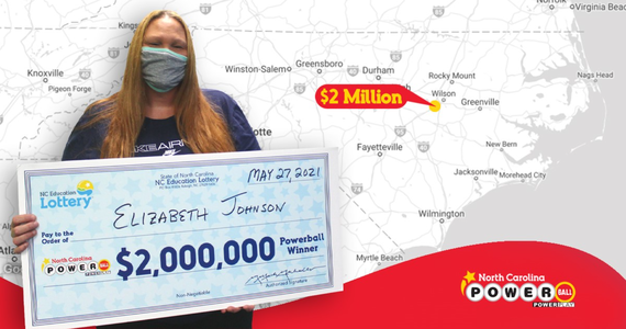 USA: Unable to deliver lottery ticket.  Thanks to this, I won 2 million dollars