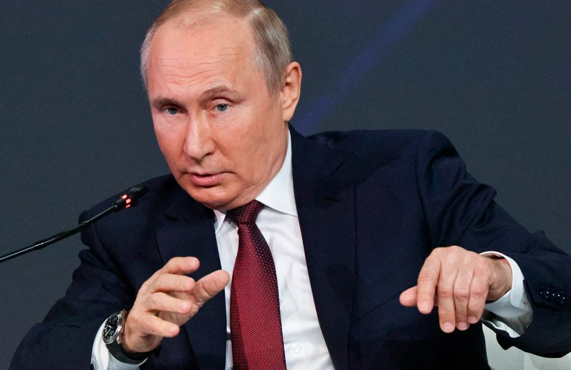 Vladimir Putin on the United States: They are following the path of the Soviet Union |  world News