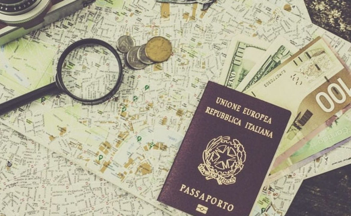 What countries in the world can you enter with a European passport?
