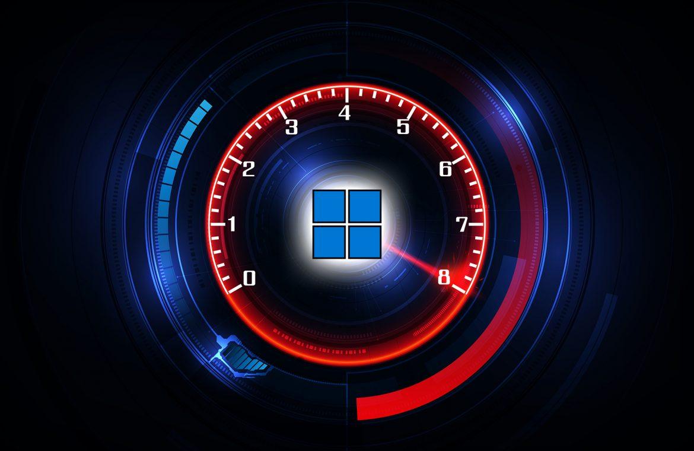 Windows 11 performs much better than Windows 10