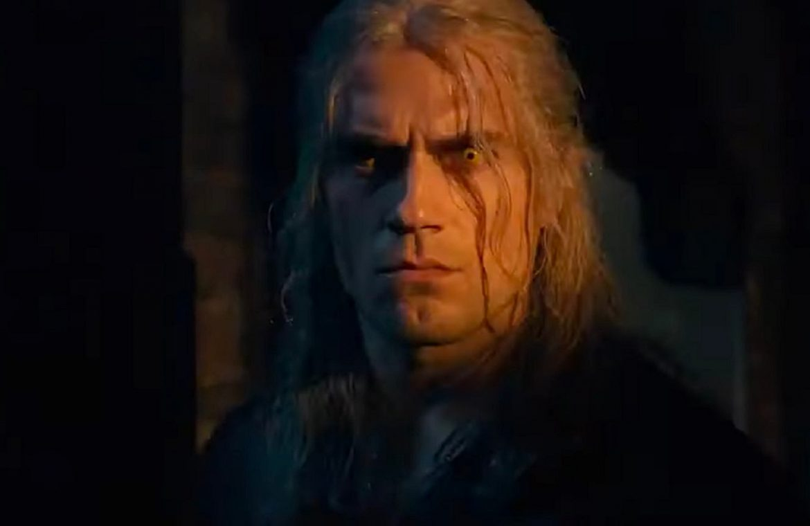 """""""the magician"""".  Henry Cavill posted a teaser for the second season"""
