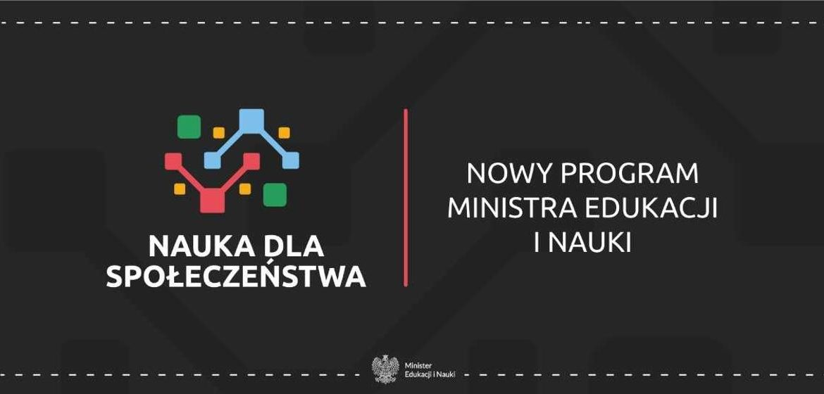 Science for Society - a new program for the Minister of Education and Science - Ministry of Education and Science
