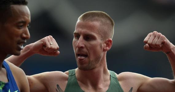 Diamond League.  Poland's Marcin Lewandowski record mileage