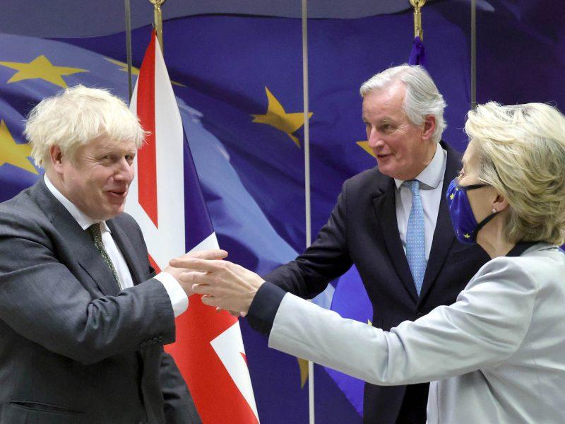 Brexit, UK, European Commission