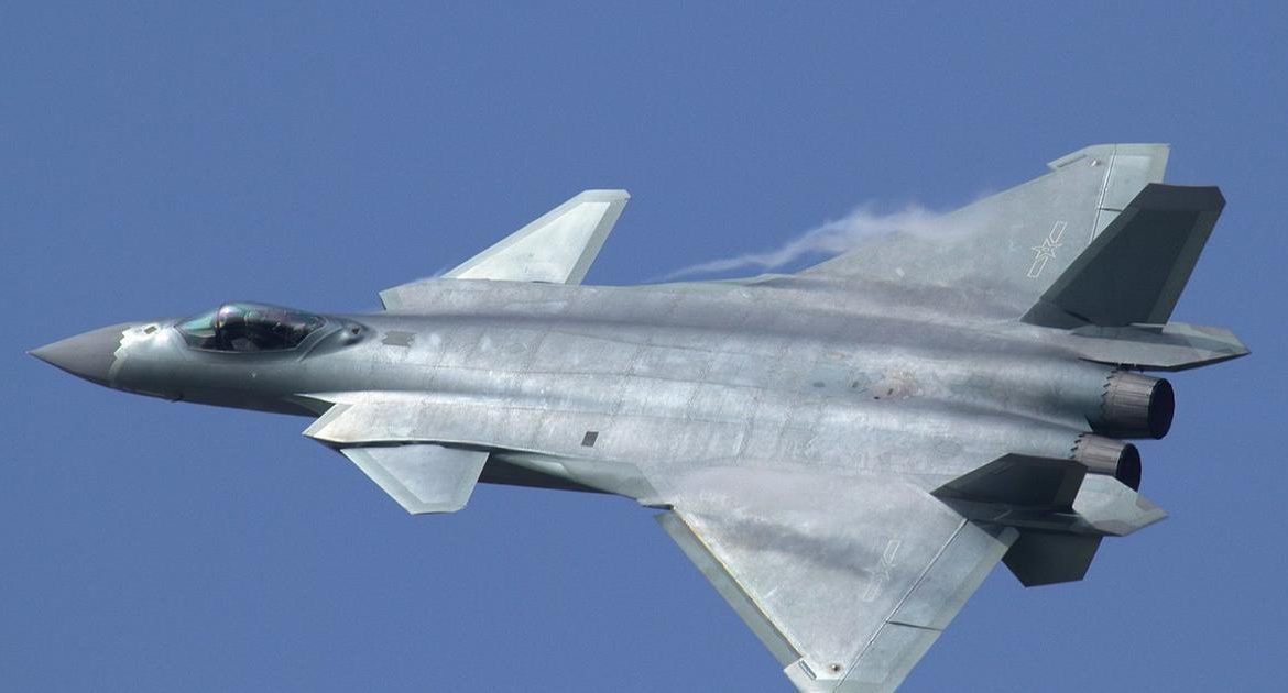 Chengdu J-20 - a super fighter from China.  Will it threaten US air dominance?