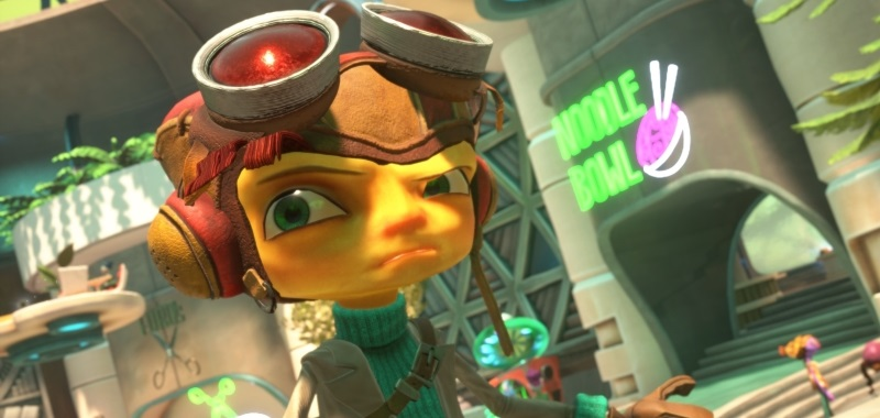 Psychonauts 2 at 120 fps on Xbox Series X |  S with HDR and VRR.  We know the details of the game's quality