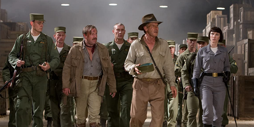 Indiana Jones 5 - Another actor was injured on the set of the movie