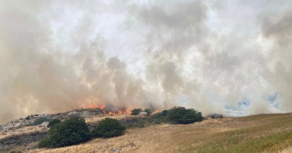 Italy: Sardinia faces a fire.  'An unprecedented disaster'
