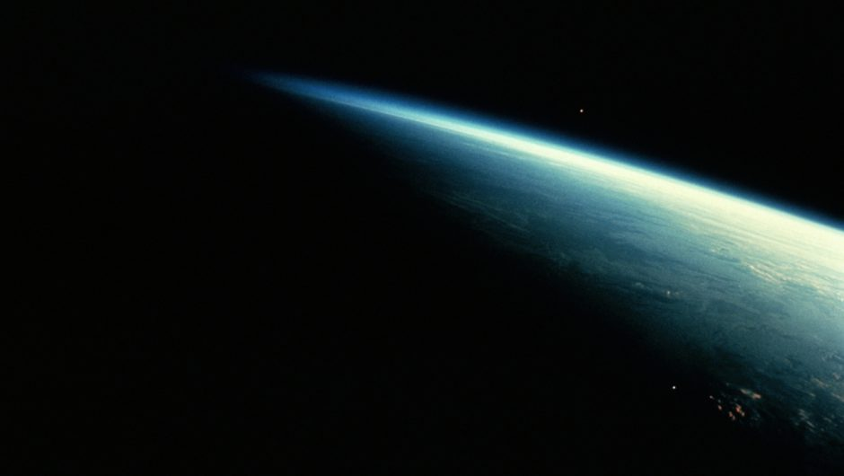 Where does outer space begin?