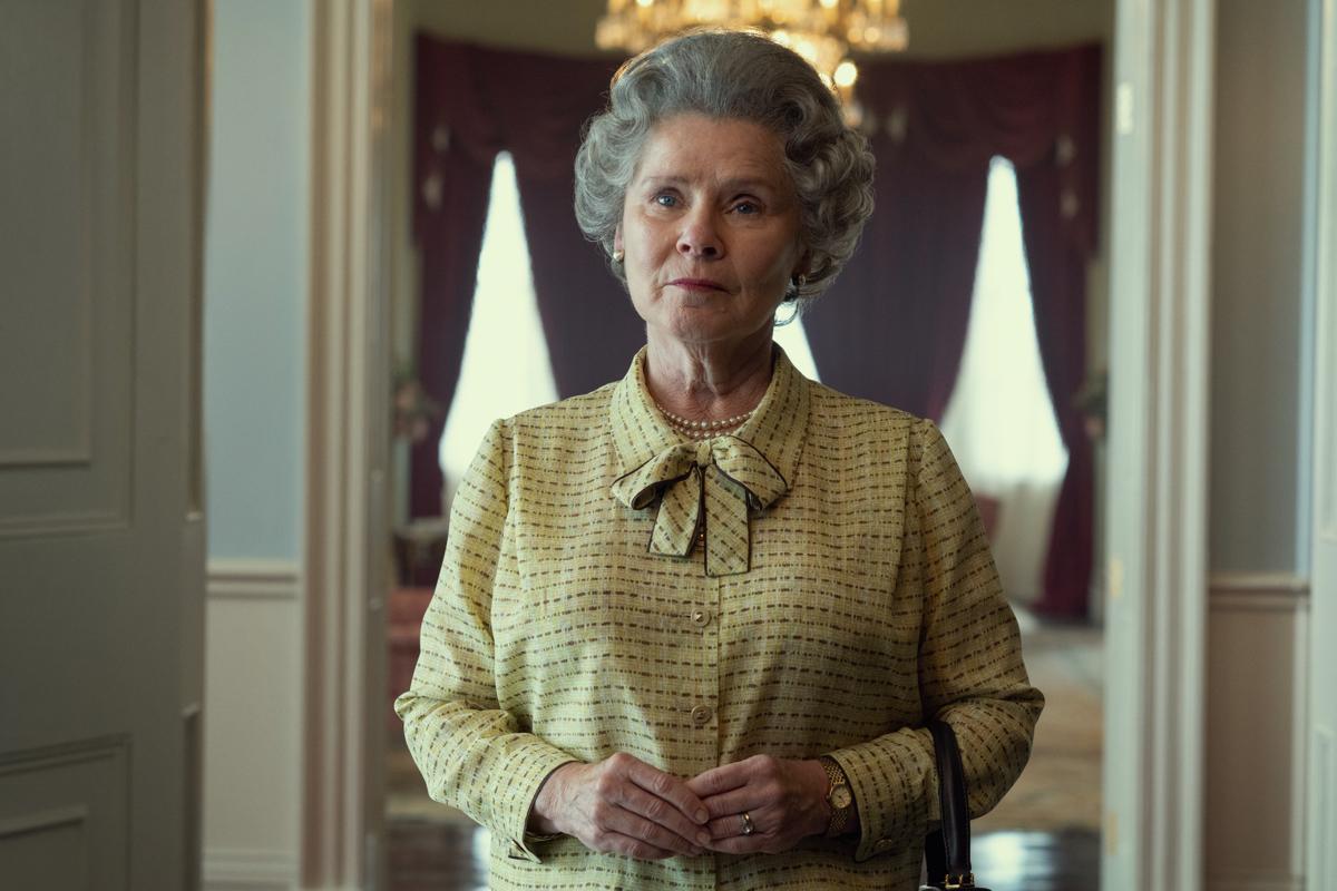 Imelda Staunton - Elizabeth II - The Crown Season 5
