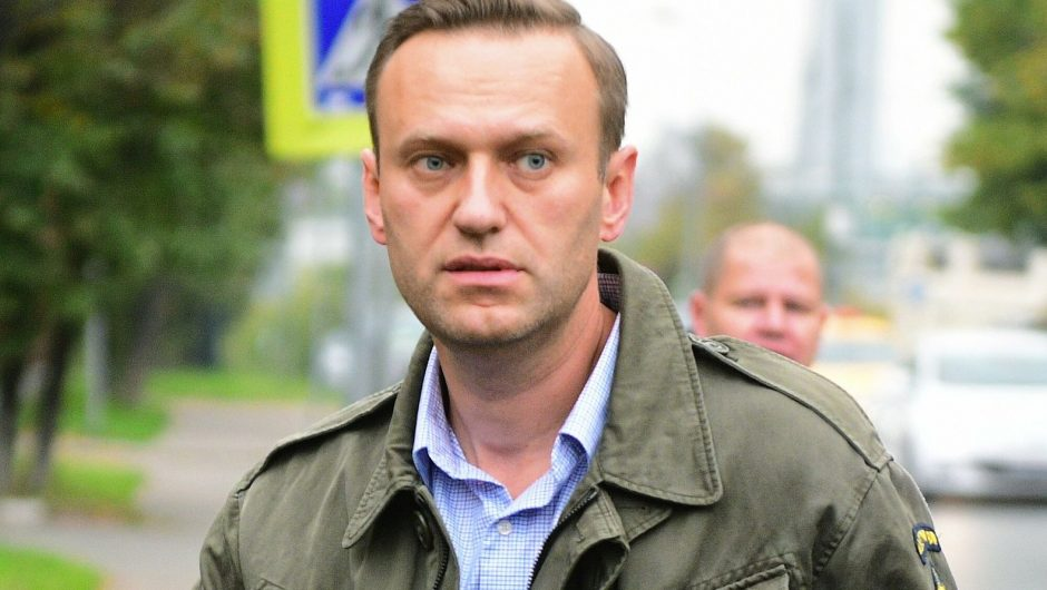 Russia has demanded that YouTube shut down the channel.  It's about Navalny