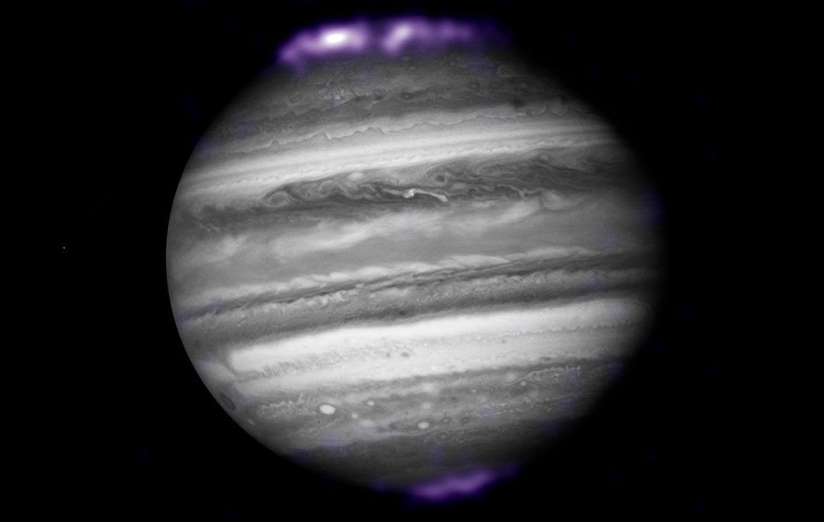 40-year mystery solved: source of X-ray flares discovered on Jupiter |  urania