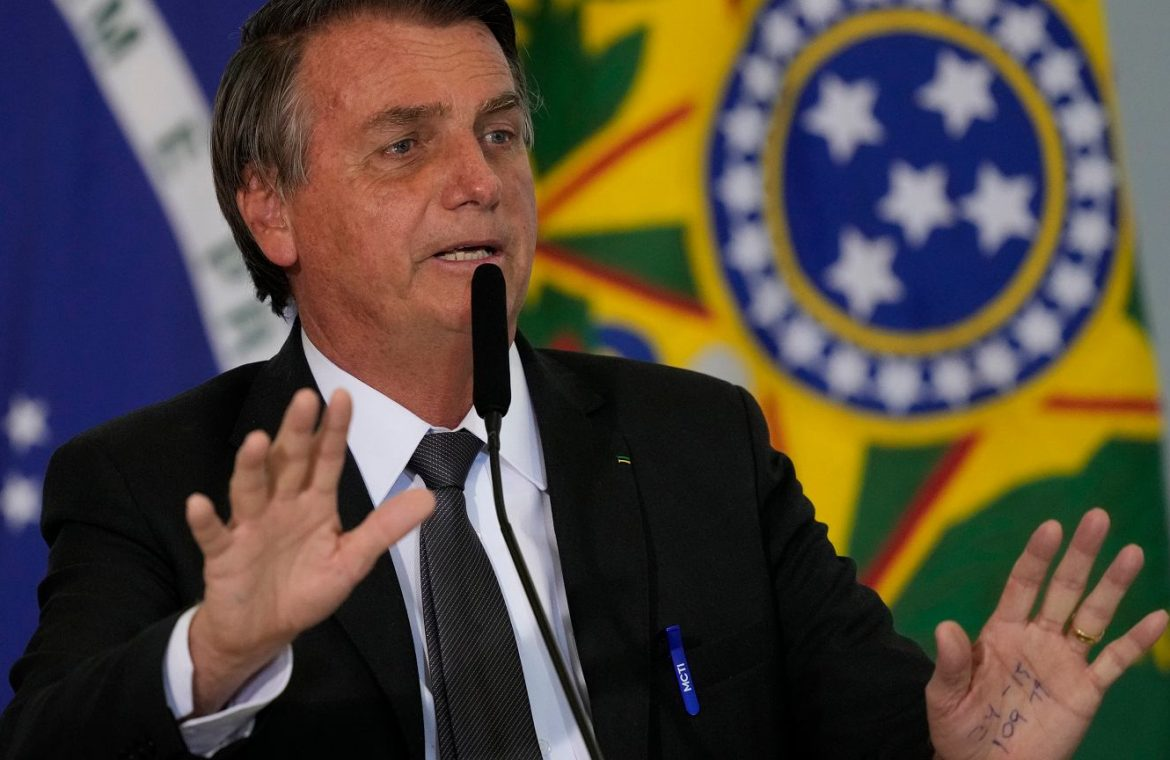 Brazil.  Jair Bolsonaro has been hospitalized.  The hiccups bothered him for days |  world News