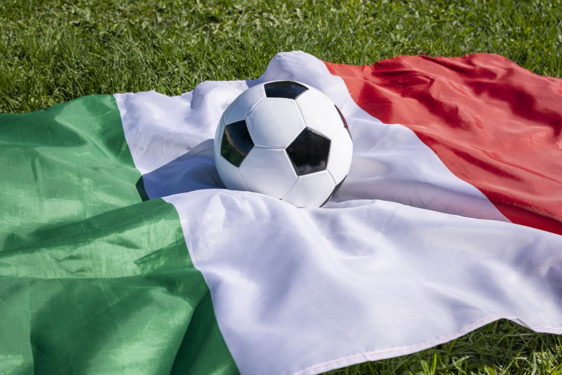 Does the strength of football reflect economic success?  Italian football is doing better than the economy!