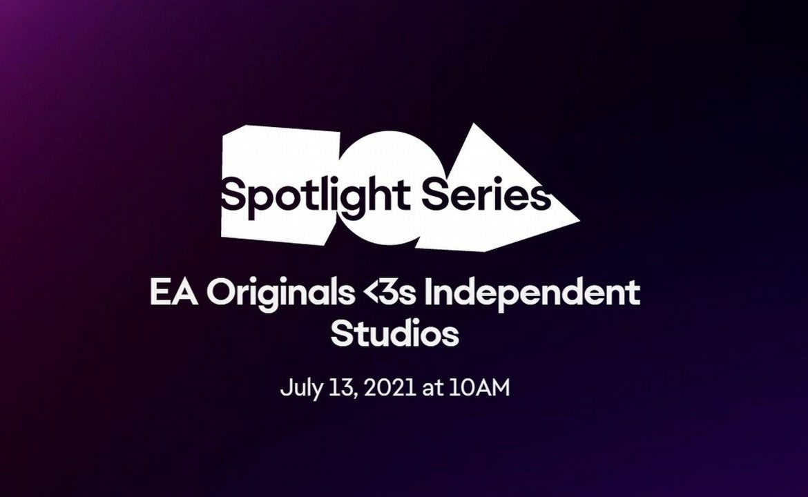 EA Play Spotlight on games from independent developers today.  Watch with us