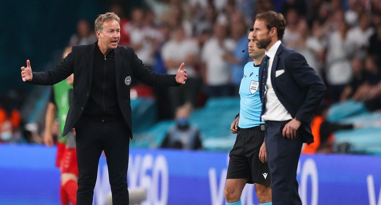 """England-Denmark: Denmark coach: """"Everything is for England.""""  Euro 2020"""