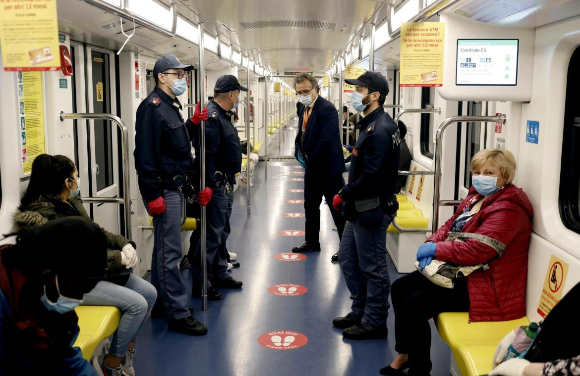 Expert wants to introduce COVID-19 traffic requirement in the subway