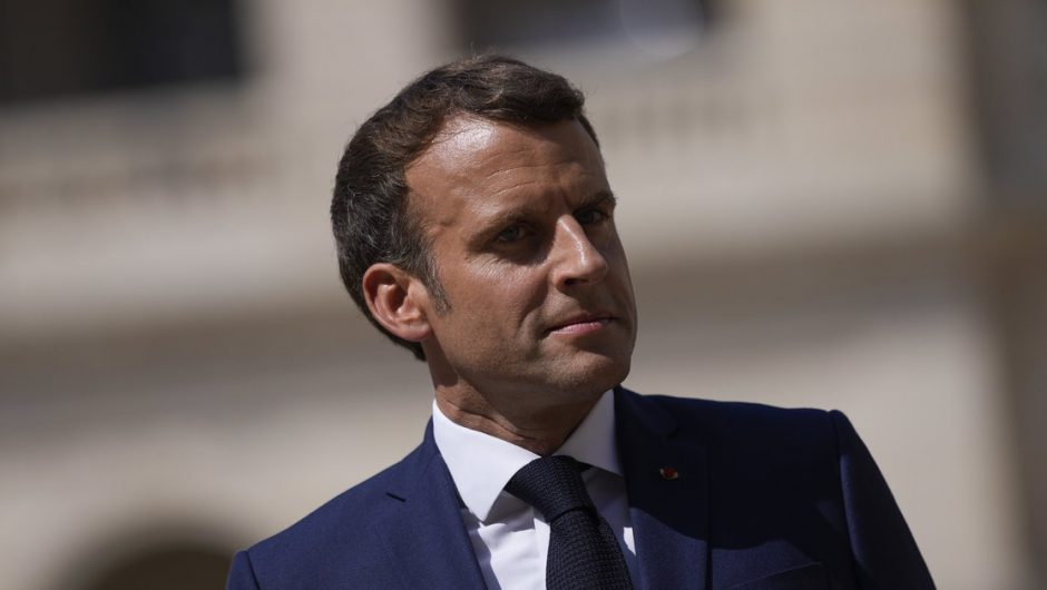France: Macron held the National Security Council meeting on the Pegasus deal