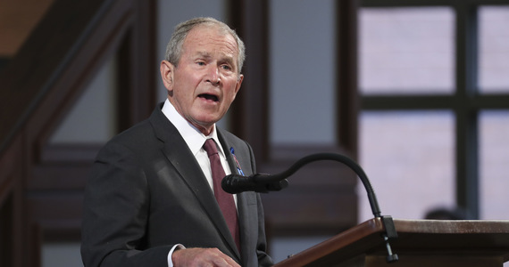 George W. Bush: Withdrawing US forces from Afghanistan is a mistake