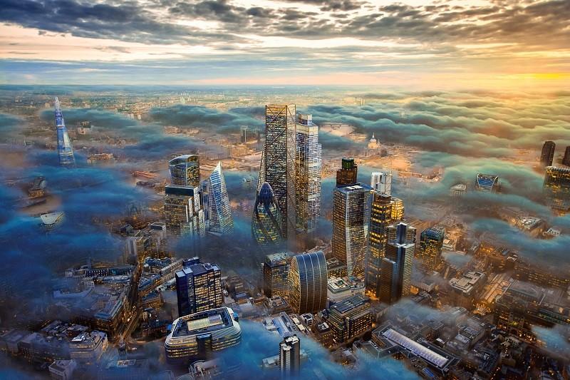 Wielka Brytania przez pandemię straciła milionerów