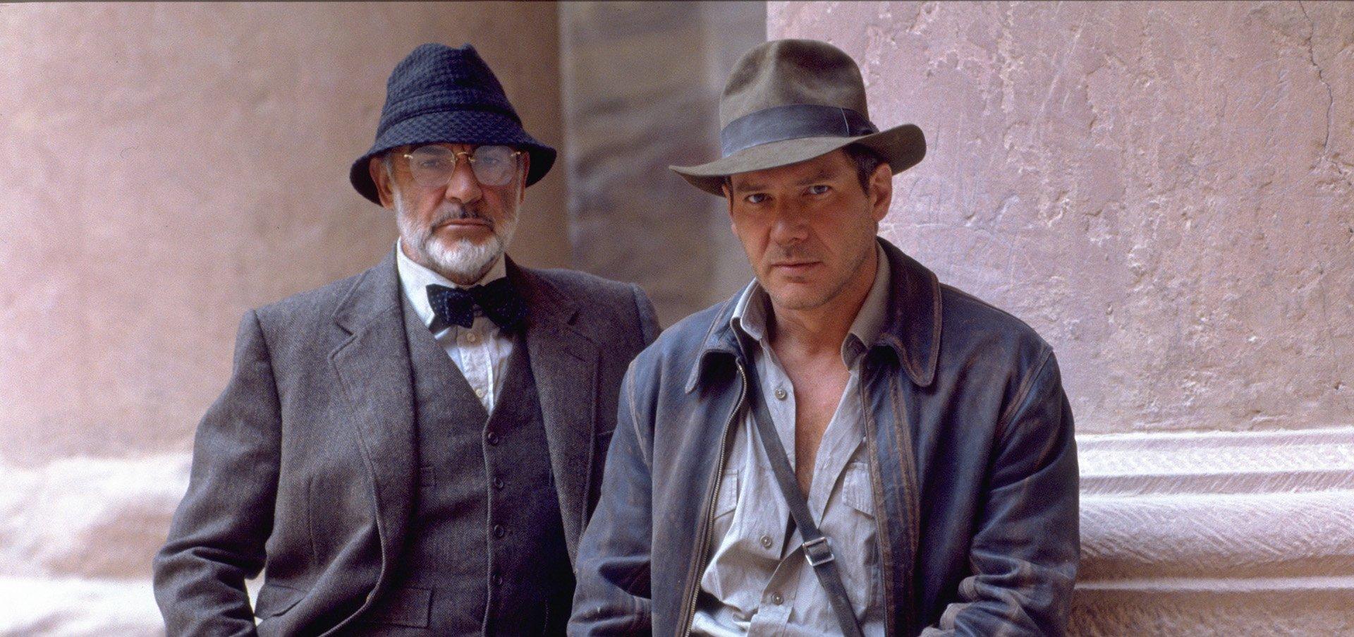 1989: Indiana Jones and the Last Crusade (8.2/10; 1 Oscar)