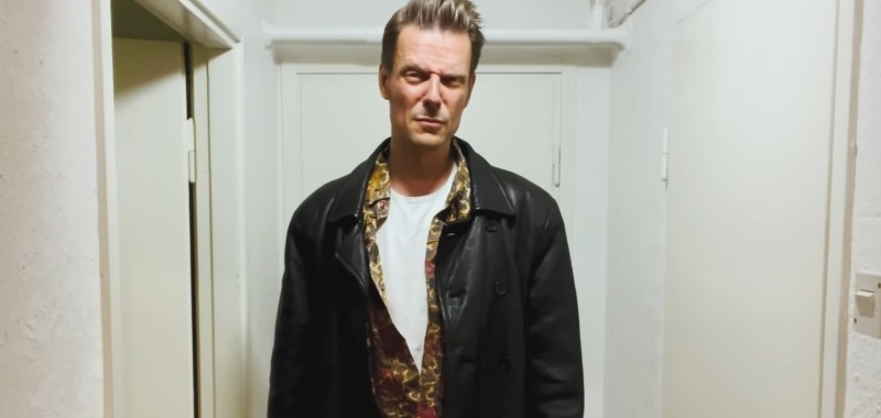 Max Payne is 20 years old.  The creators thank you for your support, and Sam Lake wears the iconic jacket