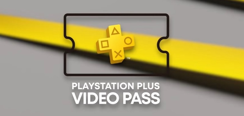 PS Plus Video Pass with news.  PlayStation Polska confirms new productions