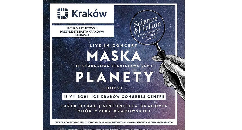 Science Fiction.  Sinfonita Krakow Summer Offensive