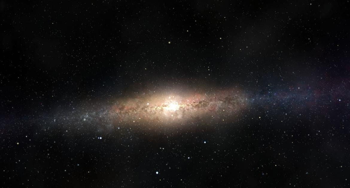 Scientists say they have solved the mystery of the expansion of the universe