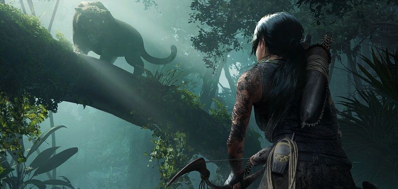 Shadow Of The Tomb Raider With PS5 And XSX Update!  The game will run in 4K and 60 frames per second