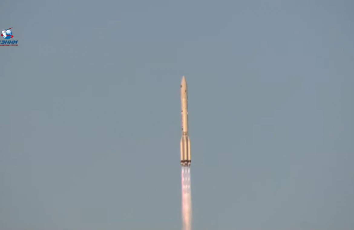 The Proton-M rocket sent the MLM Science module to the International Space Station |  urania