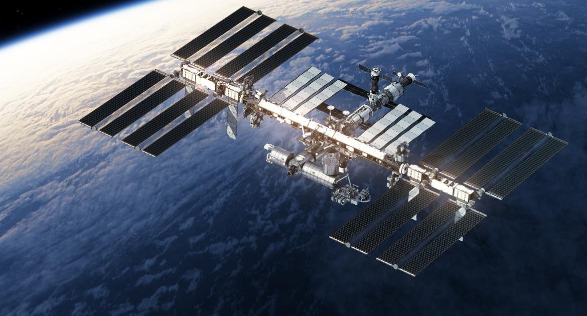 The Russians are preparing to launch a new science module for the International Space Station