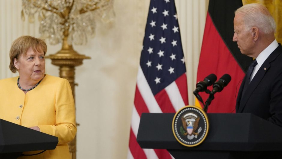 The United States and Germany have a Nord Stream 2 agreement, and the European Union and Ukraine are not satisfied