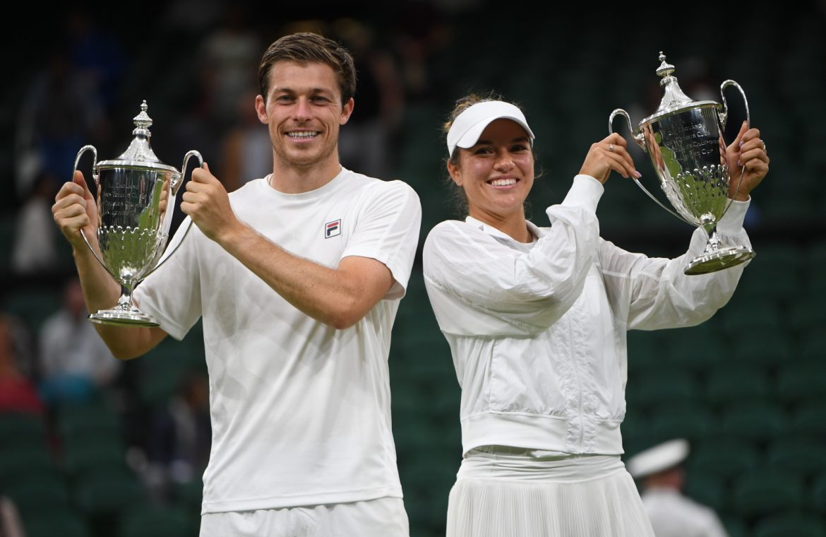 The last Wimbledon 2021 final was decided.  A great year for Americans