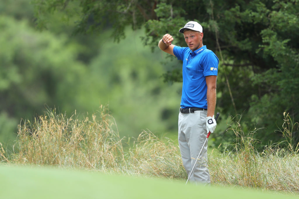 Tokyo 2020. A distant pole in the golfers' championship