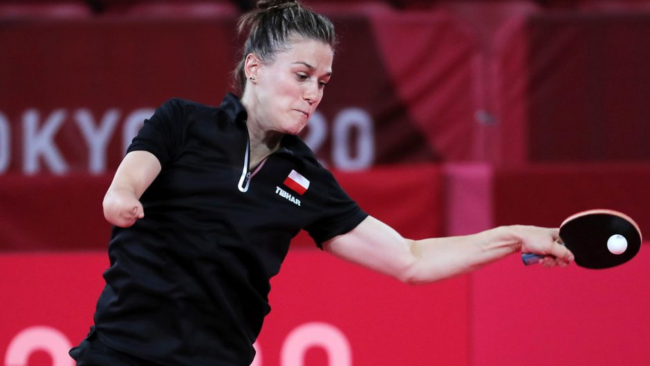 Tokyo 2020. A strong start for Natalia Bartika.  The Polish woman did not give her opponent a chance
